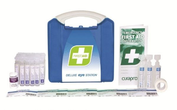 Emergency Eye Wash Kit - Plastic Portable