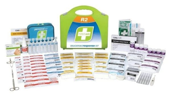 Education Response Kit - Plastic Portable