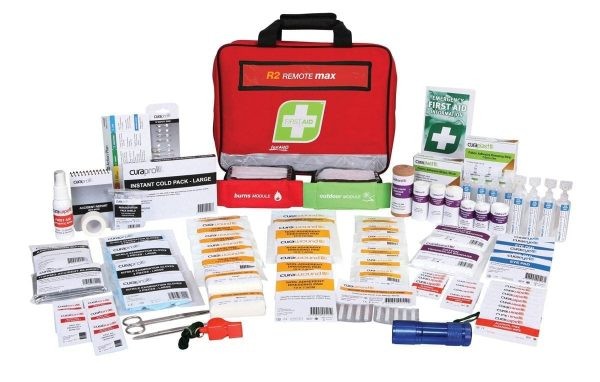 First Aid Kit Remote Max Kit - Soft Pack
