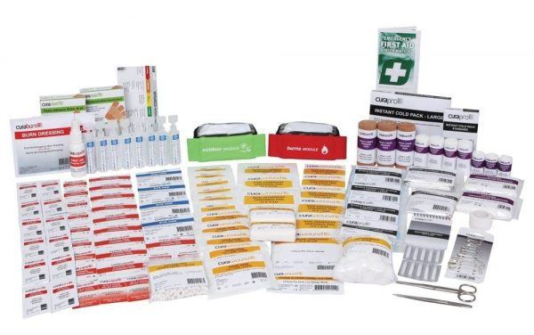 Remote Area Medic Kit - Refill