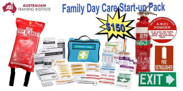 Family Day Care Start-up Pack