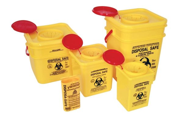 Sharps Container 5L